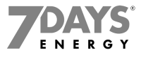 7 days energy logo