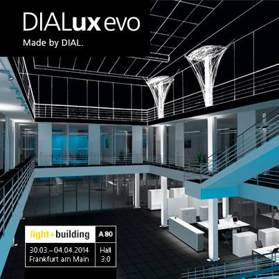 dialux light building