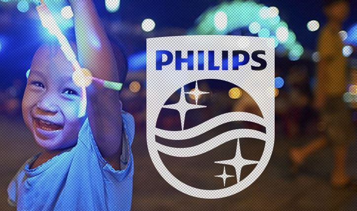 philips new logo