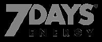 7 days energy logo
