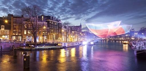 festival amsterdam light