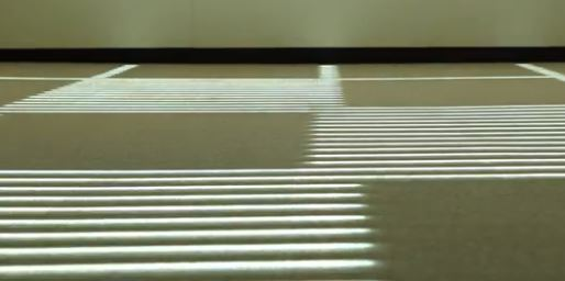 led koberec